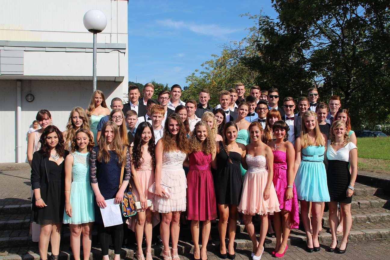 Abschlussklassen2014